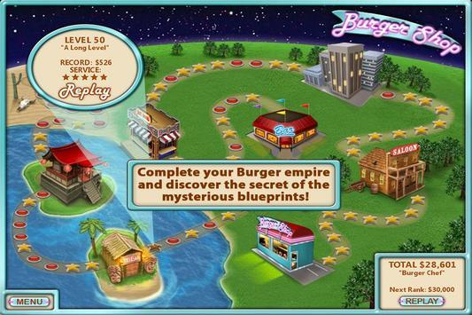 Burger Shop - Free Cooking Game screenshot 13