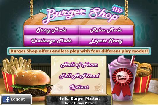 Burger Shop - Free Cooking Game screenshot 11