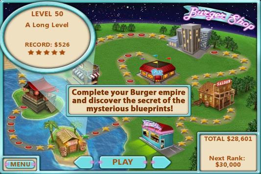 Burger Shop - Free Cooking Game screenshot 3