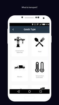 GoGo Cargo Customer screenshot 4