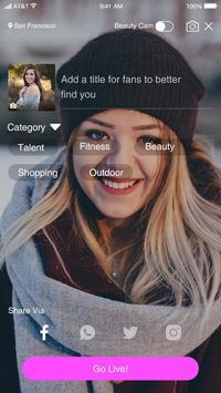 GOGO LIVE screenshot 10