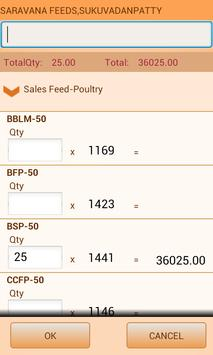 Suguna Feed Sales-Order Mgmt. screenshot 2