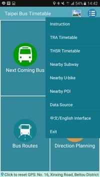 HsinChu Bus Timetable screenshot 6