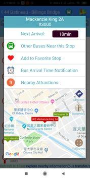 Ottawa Bus Tracker screenshot 5