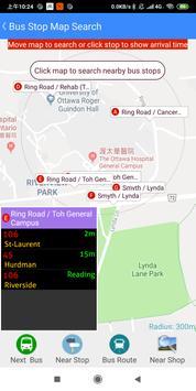 Ottawa Bus Tracker screenshot 7