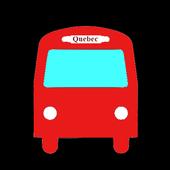 Quebec RTC Bus Timetable icon