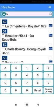 Quebec RTC Bus Timetable screenshot 1