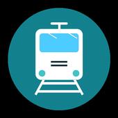 台鐵高鐵火車時刻表 أيقونة