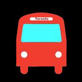 Toronto Bus Tracker icon