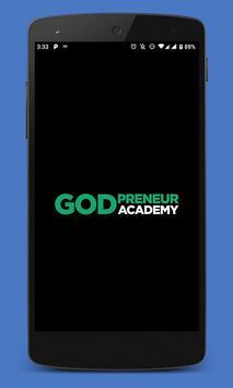 GodPreneur Academy poster