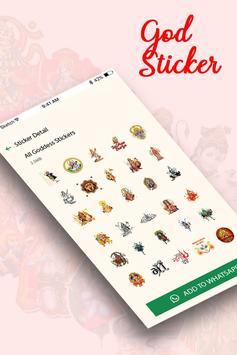 God Stickers for whatsapp screenshot 3