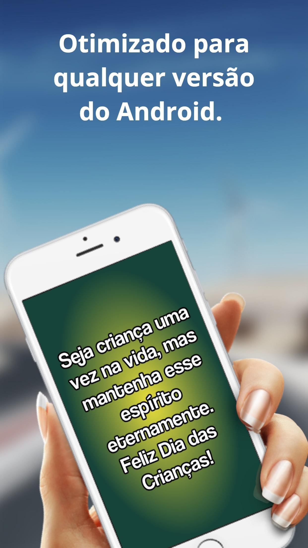 Frases De Dia Das Crianças For Android Apk Download