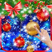 Christmas Balls Live Wallpaper icon