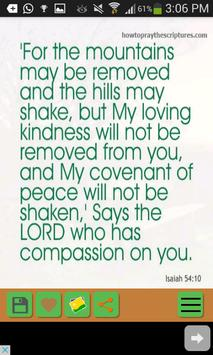 Daily Bible Promises - God's Promises For Us screenshot 2