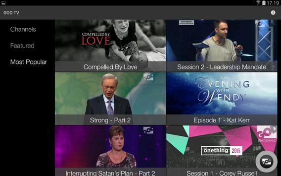 GOD TV screenshot 6