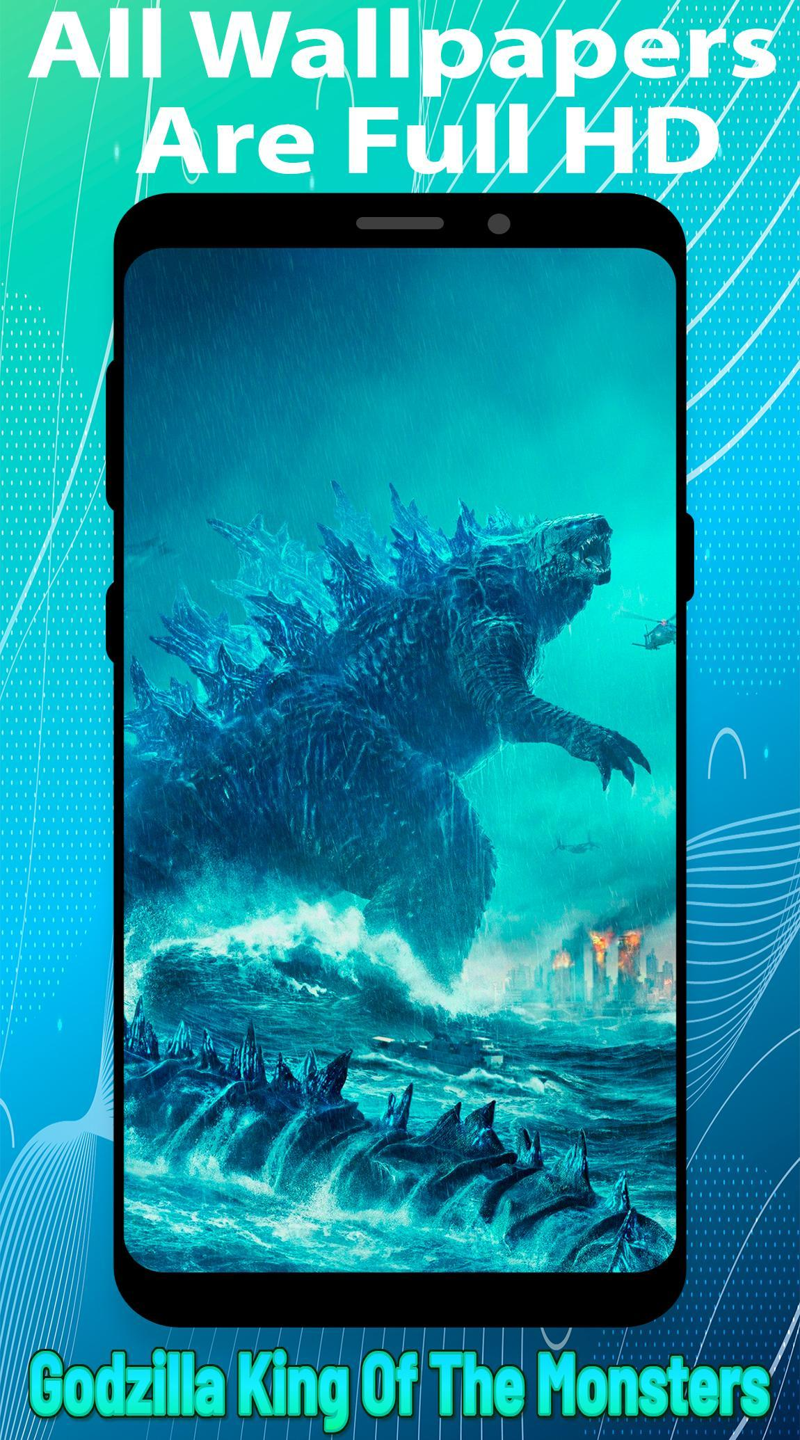 Godzilla Wallpapers Full Hd Pro For Android Apk Download
