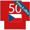 Learn Czech - 50 languages أيقونة