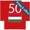 Learn Hungarian - 50 languages biểu tượng