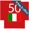 Learn Italian - 50 languages biểu tượng