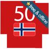 Learn Norwegian - 50 languages biểu tượng