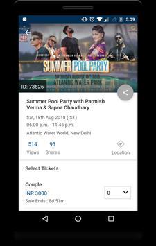 Local Events Finder - Goeventz screenshot 5