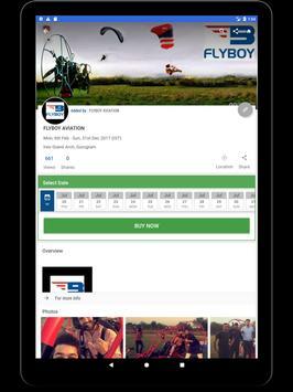 Local Events Finder - Goeventz screenshot 8