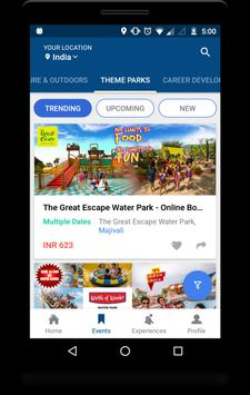 Local Events Finder - Goeventz screenshot 2