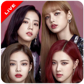 BlackPink Live Wallpapers & Backgrounds icon