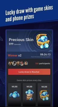 MosChat-Pelacak statistik gameProfessional screenshot 1