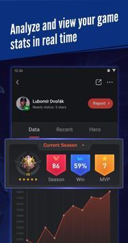 MosChat-Professional gaming stats tracker screenshot 2
