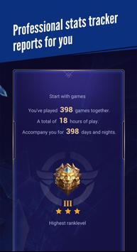 MosChat-Pelacak statistik gameProfessional screenshot 3