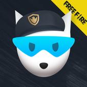 FlashDog Free Fire Zeichen