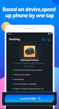 FlashDog screenshot 2