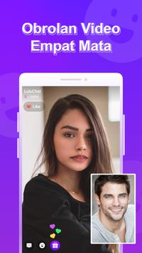 LuluChat - Video calls, video chat with strangers screenshot 1