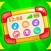 Tablet: Imagens para colorir e jogos para bebês ícone