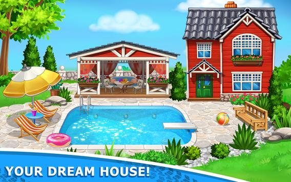 Truck games for kids - build a house, car wash4