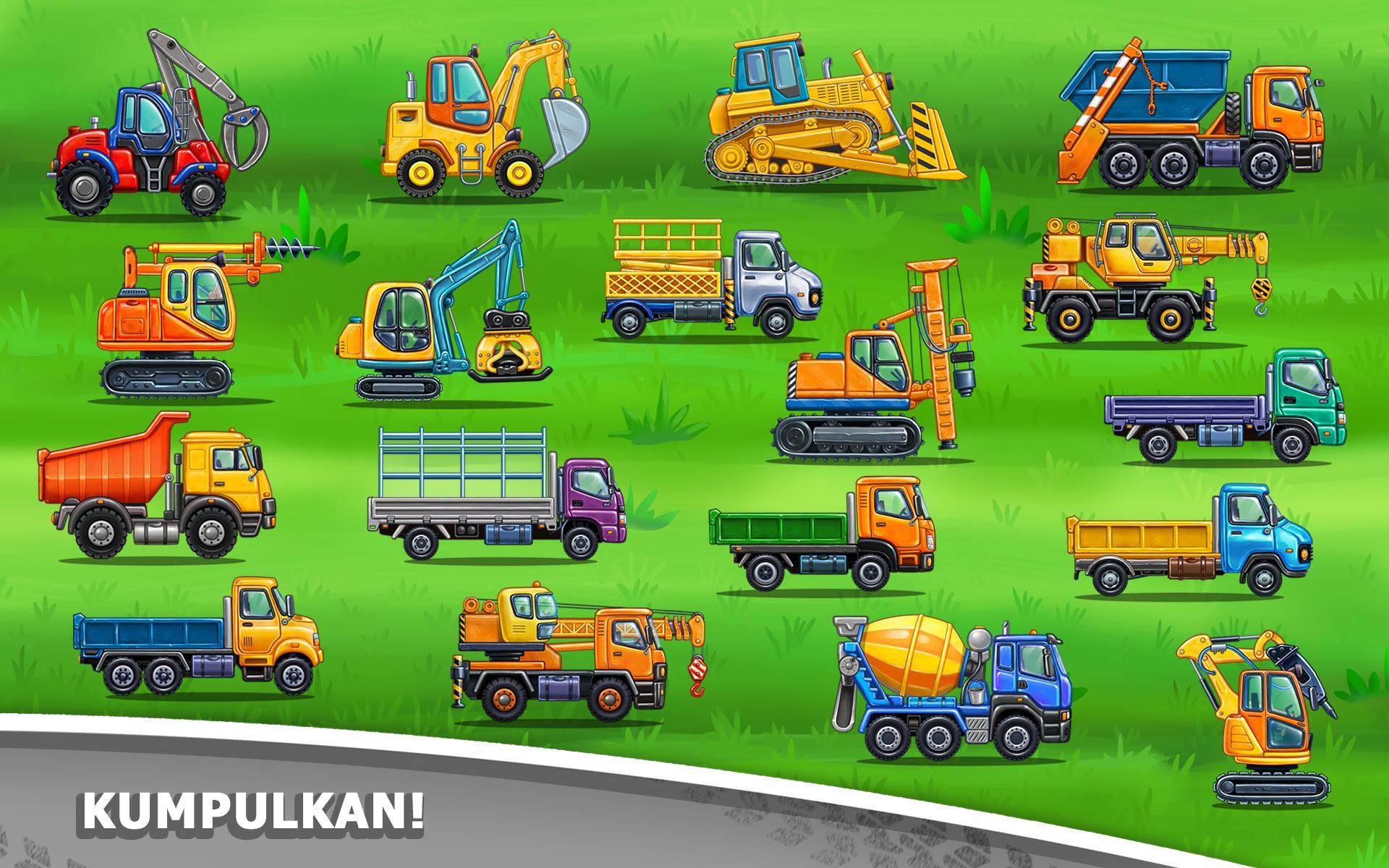 Game Anak Anak Mobil Truk Game Edukasi Anak For Android Apk Download
