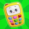 BabyPhone番号と動物 アイコン