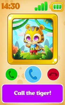 Babyphone - baby music games with Animals, Numbers screenshot 7
