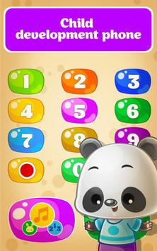 Babyphone - baby music games with Animals, Numbers poster