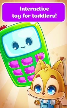 Babyphone - baby music games with Animals, Numbers screenshot 2