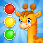 Learn colors for toddlers! Kids color games! APK