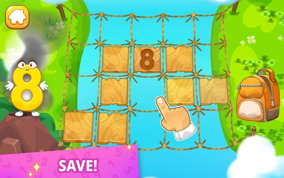 Numbers for kids! Counting 123 games! screenshot 14