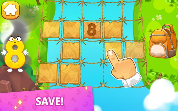 Numbers for kids! Counting 123 games! screenshot 2
