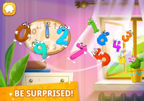Numbers for kids! Counting 123 games! screenshot 6