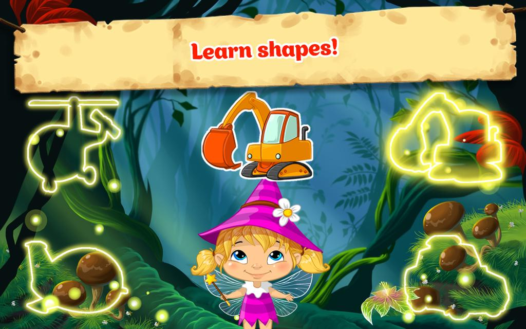 Magic Puzzles Fairy Games With Hidden Colors For Android Apk