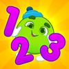 Öğrenme Sayılar ve Şekiller - Toddlers için Oyun simgesi