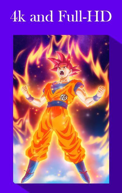 Dbz Goku Ultra Instinct Wallpaper Hd 4k For Android Apk Download
