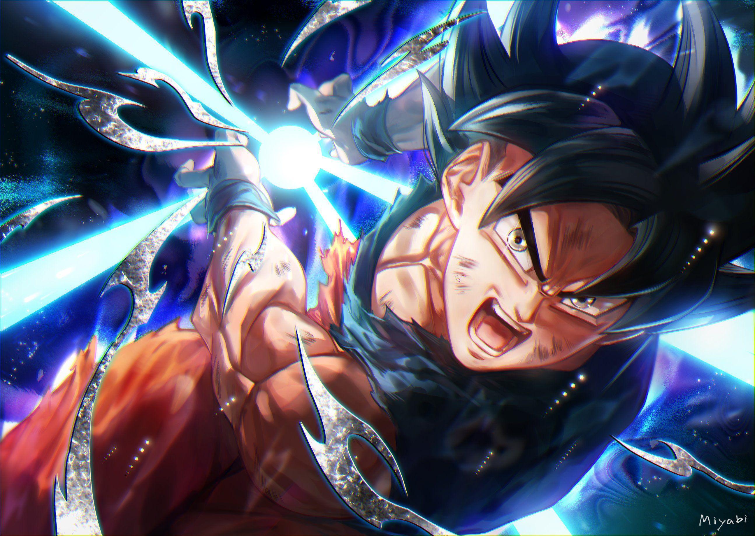 Fond d'écran de Goku: Goku, Dragon Ball, 4k pour Android - Téléchargez l'APK
