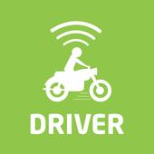 GO-JEK Driver biểu tượng